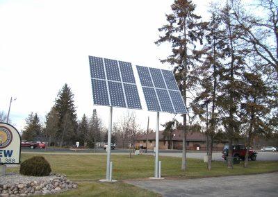 Custom Fabrication - Solar Panels