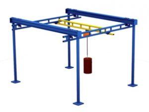 Custom Steel Inc Your Overhead Crane Installer Servicing Provider